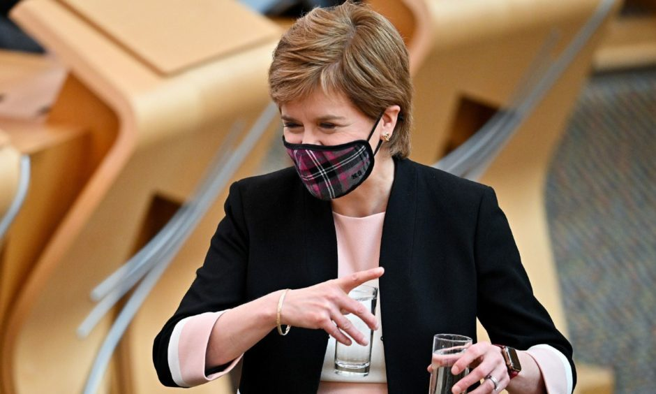 First Minister Nicola Sturgeon has confirmed Scotland will move to Level 0 from Monday.