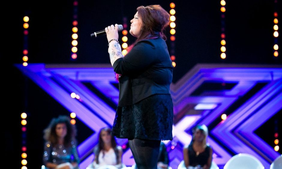 Jade from Fife was on the show three times.