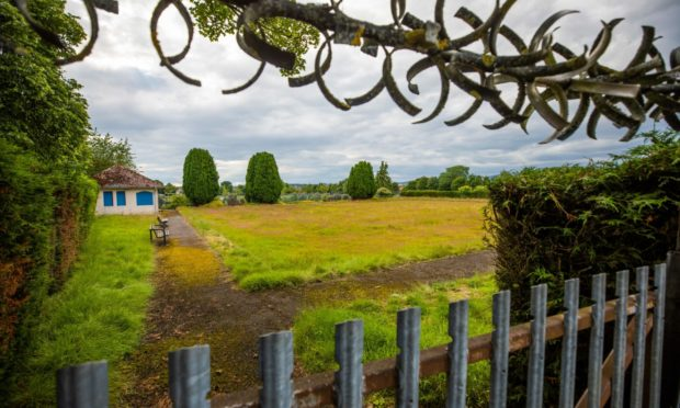 Fairmuir park Dundee