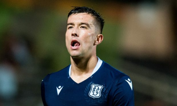 Dundee's Cammy Kerr
