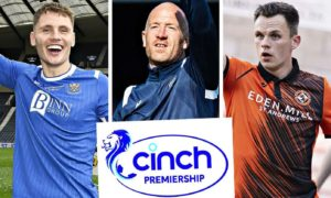 PODCAST: The big preview as St Johnstone, Dundee United and Dundee get ready for Premiership kick-off