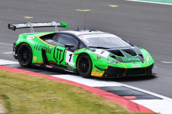 The British GT title chase moves to Spa-Francorchamps in Belgium. Supplied by McMedia.