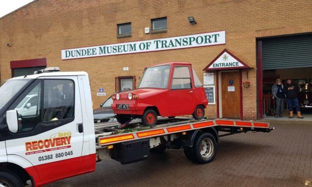 Cop26 transport museum