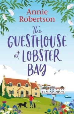 Annie's latest novel, The Guesthouse at Lobster Bay.