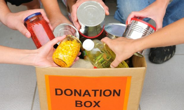 Foodbanks are providing an essential service amid rising rates of hunger