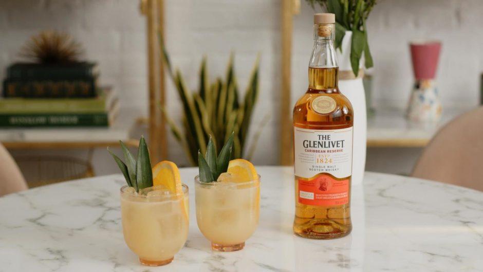 Tiki Tartan - whisky cocktail recipe