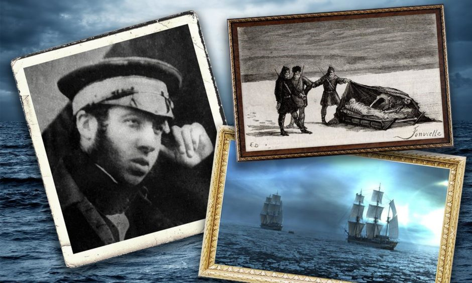 A dive to look for more evidence about the fate of the Franklin expedition has been cancelled.