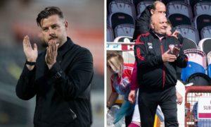 Dundee United boss Tam Courts lifts lid on secret apprenticeship under legendary Arbroath gaffer Dick Campbell