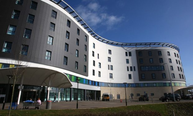 The consultant worked at Victoria Hospital, Kirkcaldy when he made the remarks