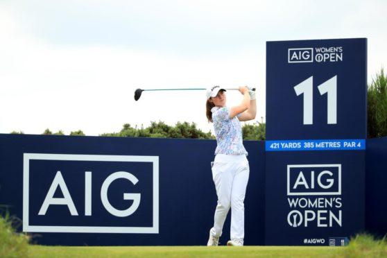 AIG Women's Open returns to Carnoustie in 2021.