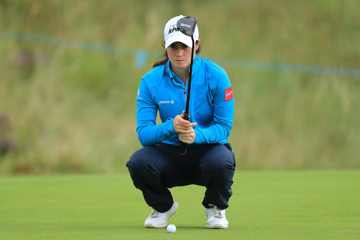 Among the rising stars of women's golf is Leona Maguire