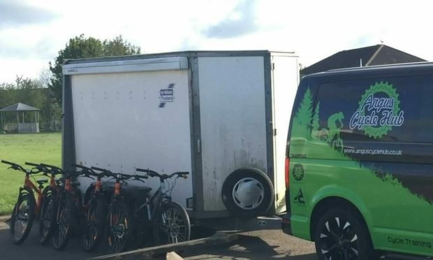 The missing trailer has now been returned
