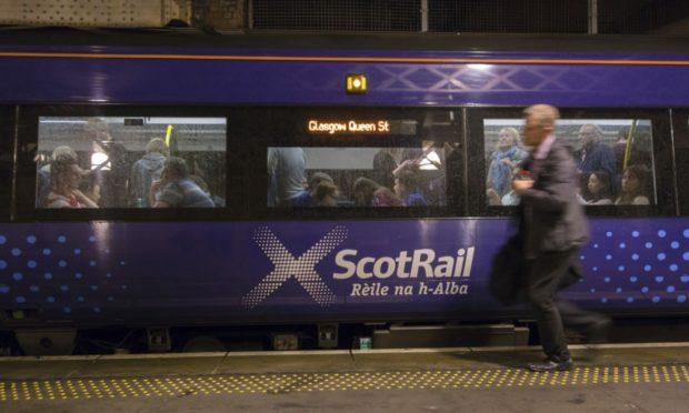 scotrail delays aberdeen