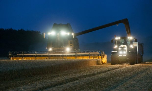 FATIGUE: Farmers work long hours and are at risk of accidents because of fatigue.