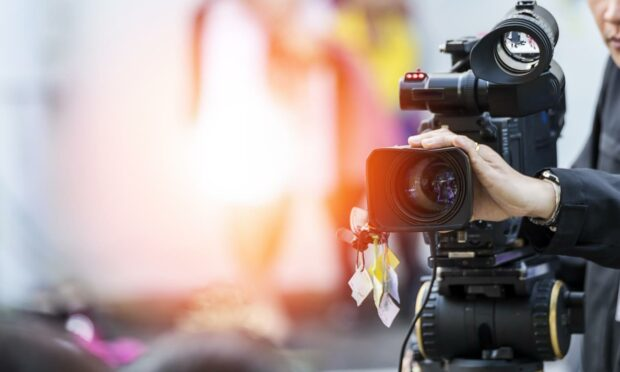 Filming TV programmes can be more risky than you think.