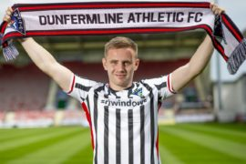 Dunfermline sign ex-Sunderland, Bradford City and Queen of the South man Dan Pybus