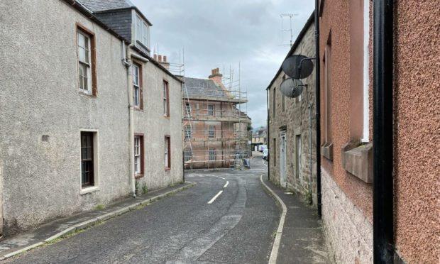 Hay Street, Coupar Angus