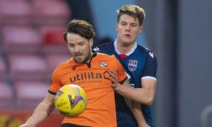 Dundee United set to re-sign Marc McNulty as boss Tam Courts confirms talks 'progressing pretty strongly'