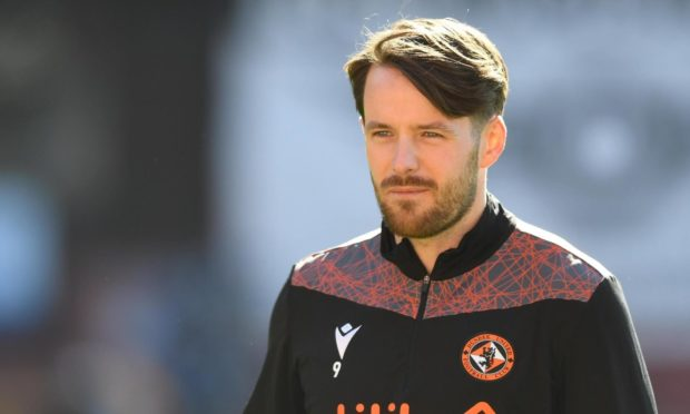Former Dundee United hitman Marc McNulty could be set for a Tannadice return.