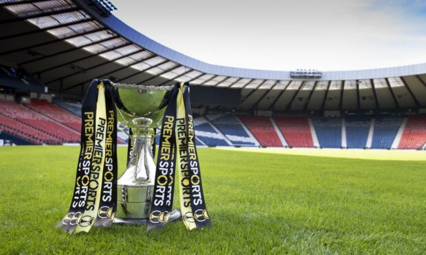 St Johnstone fans will watch their side at Hampden against Celtic next month.