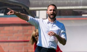 Dundee have the mentality to shock Celtic insists Dens boss James McPake