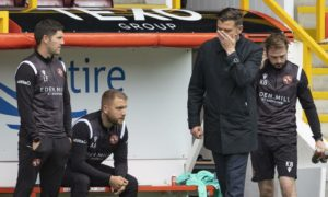 Tam Courts rues 'soft' goals as Dundee United boss confirms Jamie Robson 'interest' and leaps to Charlie Mulgrew defence