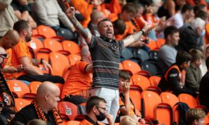 'That was one hell of a performance': Dundee United fans react on social media to Rangers victory