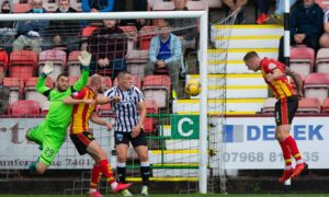 Dunfermline 0-3 Partick Thistle: New German owners in attendance to watch dreadful Pars swept aside by Jags