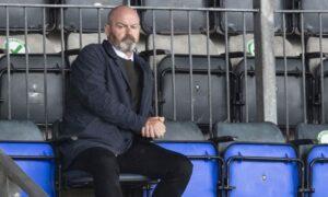 Callum Davidson: St Johnstone keeper Zander Clark produced 'tremendous' performance in front of Steve Clarke