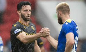 St Johnstone 1-1 Motherwell: Saints show they can juggle European and domestic football with top class performance