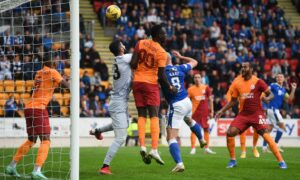 St Johnstone 2-4 Galatasaray (Agg 3-5): Turkish giants prevail against brave Saints in electric European night