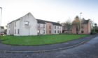 """Inglis Court in Edzell.    ....Pic Paul Reid  Remaining residents of Inglis Court in Edzell say they have been left in the dark over the plans for the programme to replace the sheltered housing scheme with 20 new homes. In October 2018 the tenants were promised a """"bespoke service"""" to find them alternative homes in advance of the housing being demolished, but are now facing a second Christmas without having been offered suitable accommodation. Council say their plans remain on track with demolition due to start next year."""