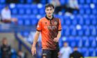 Dylan Levitt has been rewarded for his fine Dundee United form with a Wales call-up