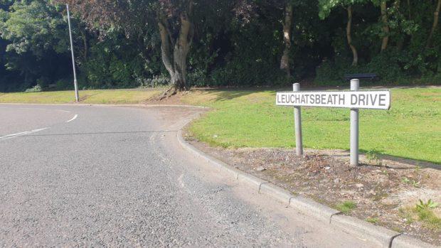 Leuchatsbeath Drive