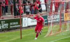David Cox has bought into Kevin Mackie's ambitious plans for Brechin City
