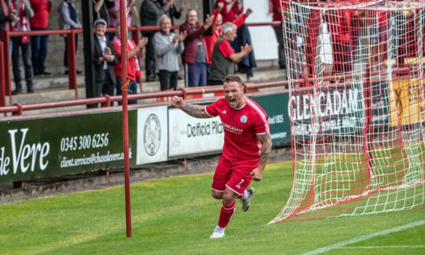 Brechin City are hoping to attract a big crowd to Glebe Park on Saturday