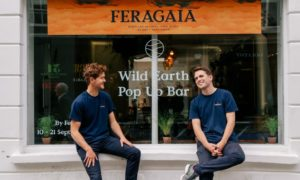 From left: Jamie Wild and Bill Garnock, founders of Feragaia.