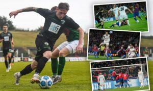 Gareth Bale, Lionel Messi, Zlatan – and Declan McManus: Ex-Dunfermline ace relishing European showdown with Champions League regulars Viktoria Plzen
