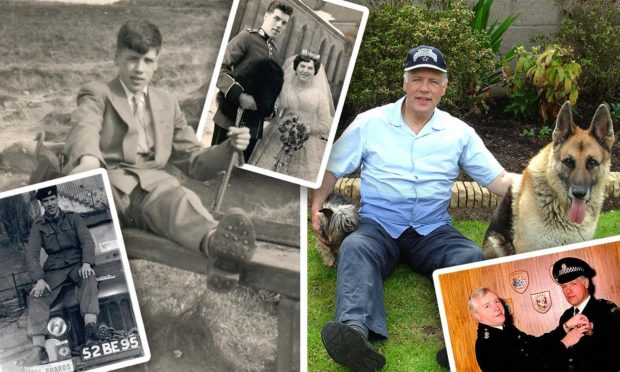 Family man, Dundee community stalwart and fun-loving to the end: Dave McRae.