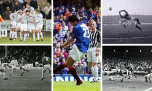 Rangers v Dunfermline: 5 classic clashes ahead of Premier Sports Cup showdown