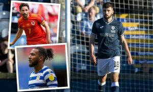 EXCLUSIVE: How Joe Allen influence and tussles with Reading captain steeled Stoke City kid Ethon Varian for Raith Rovers challenge