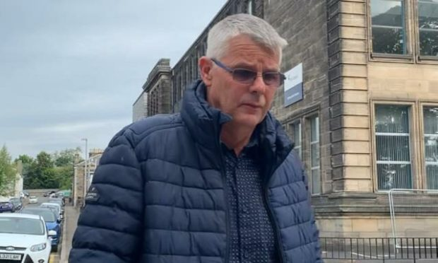 Gary Hempseed is on trial at Kirkcaldy Sheriff Court.