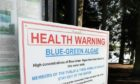 Fife Council have issued a warning about blue-green algae