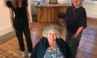 Miriam Margoyles at Tatha Gallery. Picture supplied by Tatha Gallery.