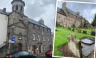 The work will take place at Inverkeithing Townhouse but could affect the adjacent cemetery.