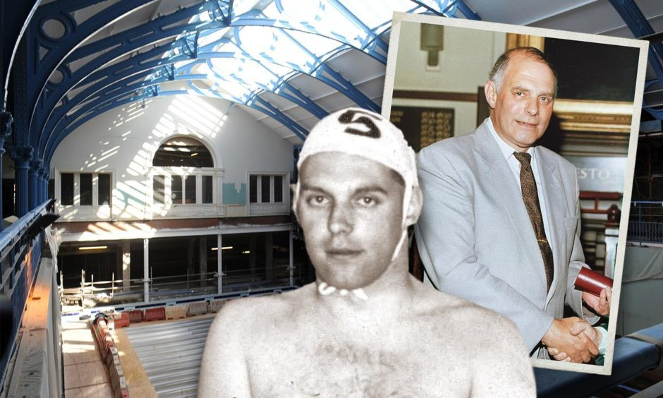 Jack Donaldson: water polo player and pioneer of the game in Scotland