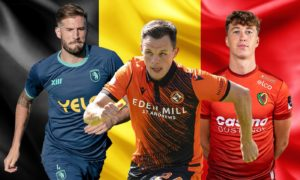 EXCLUSIVE: Freddy Frans reveals role in Lawrence Shankland Beerschot move, how Dundee United hero can be a 'god' in Belgium and talks Jack Hendry