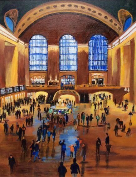 Dunkeld Art Exhibition.