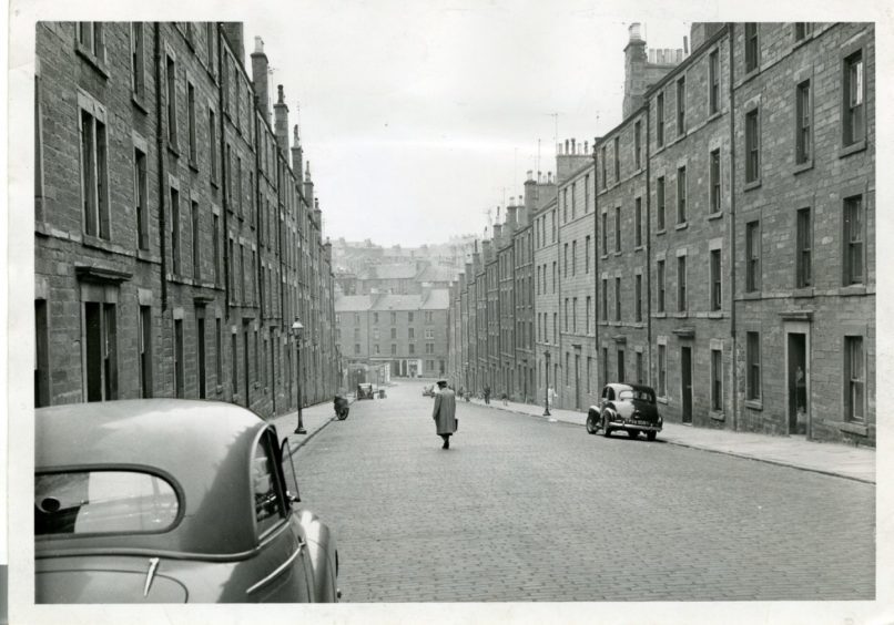 Dundee in the 1950s