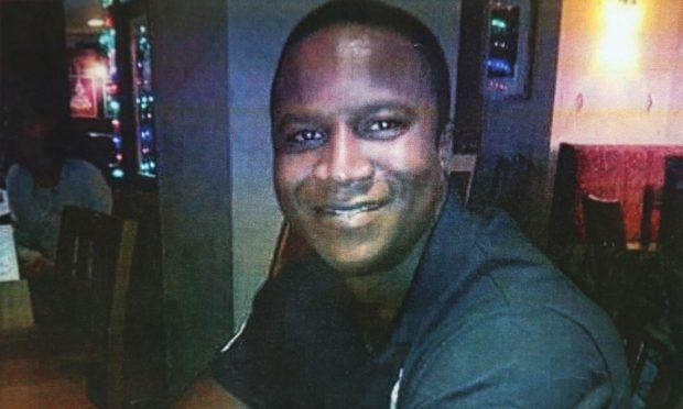 Tragic Fife dad Sheku Bayoh.